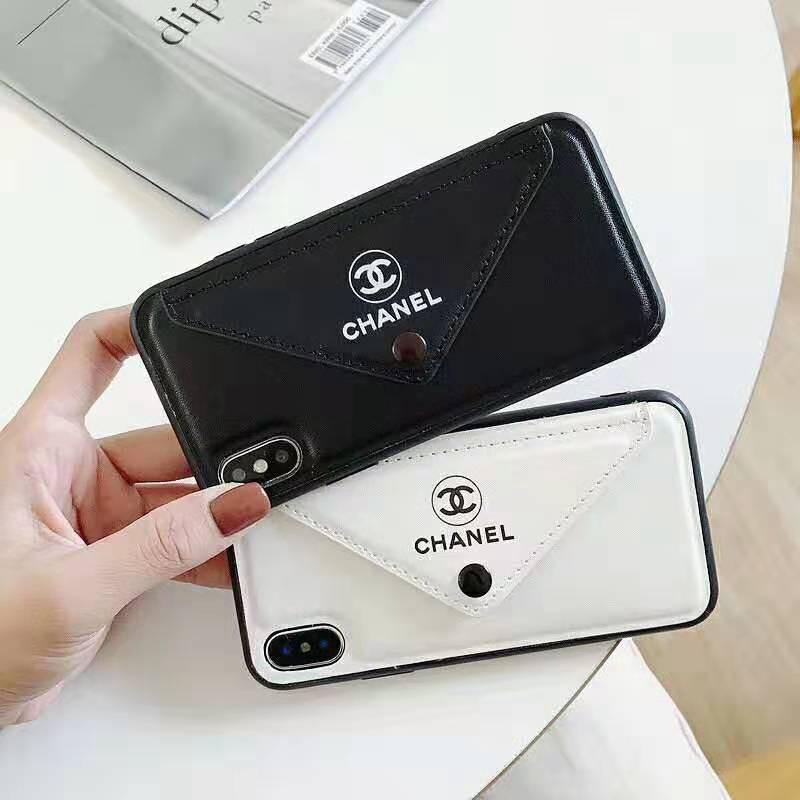 iphone xr/xs maxケースシャネルレディース向け