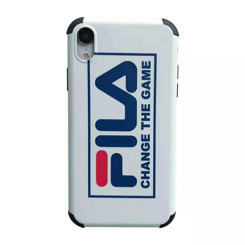ファッションペア向けiphone Xr/11 pro maxケースフィラ