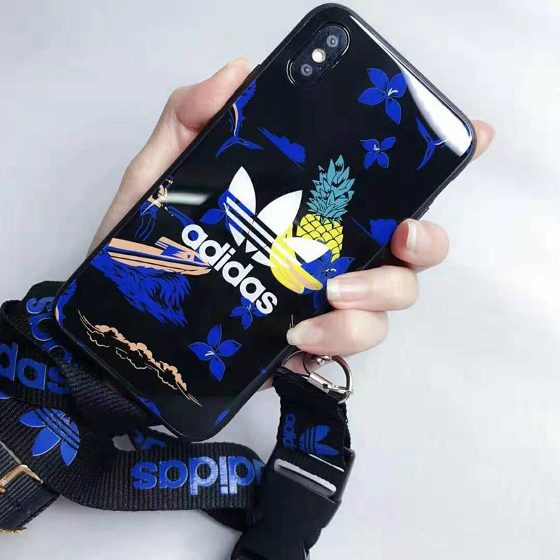 運動風 iphone XI/11 Maxケース アディダスadidas