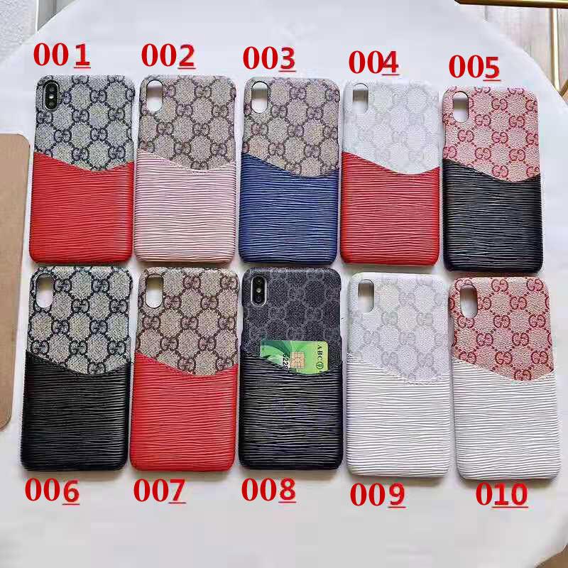 iphone xr/xs  maxケースグッチ ブランド