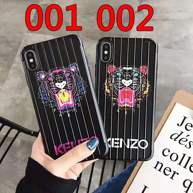 iphone xr/xs maxケース ケンゾー ブランド