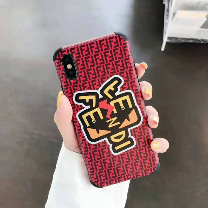 ブランドiphone xr/xs maxケースフェンデイ