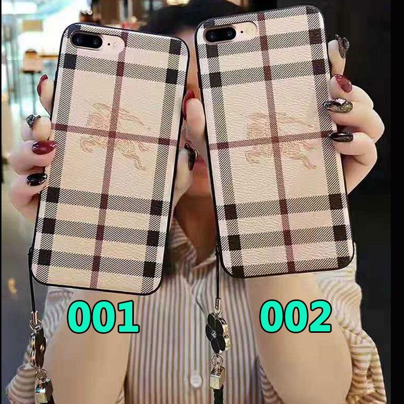 iphone xr/xs maxケースバーバリー ブランド