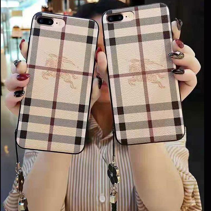 オシャレイギリス風 iphone 11/11pro maxケース バーバリー