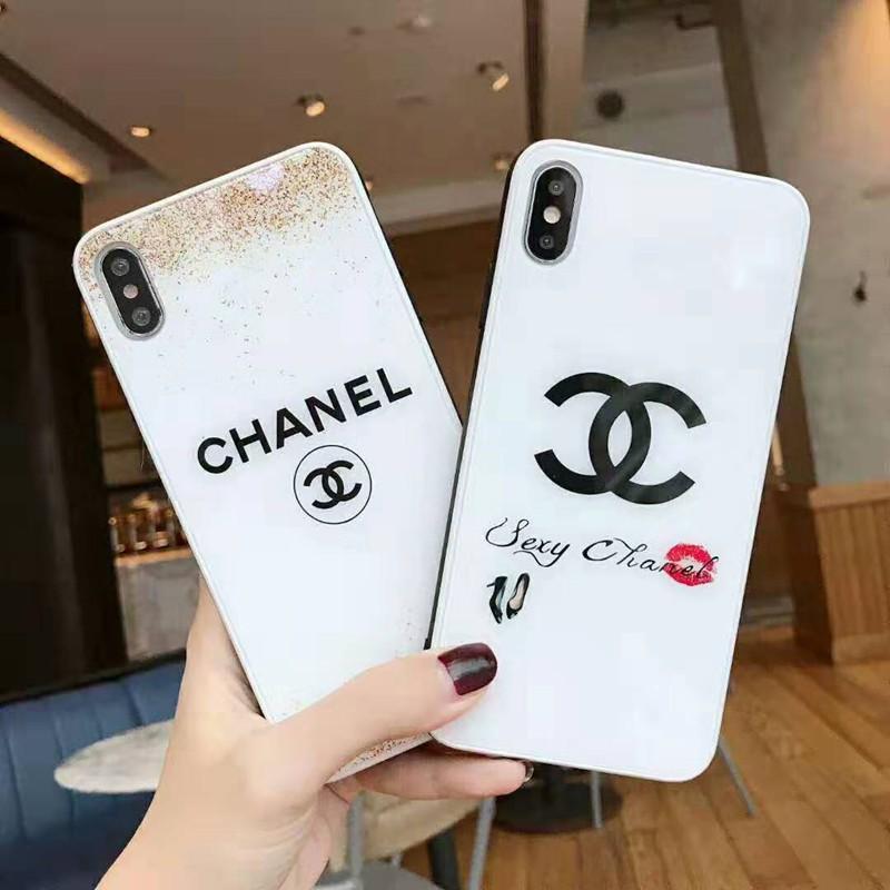 ブランド iphone xr/xs maxケースシャネル