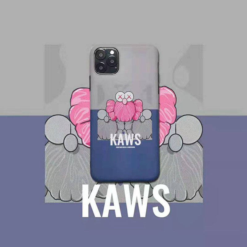 KAWS iphonex/8 plusケース可愛い個性