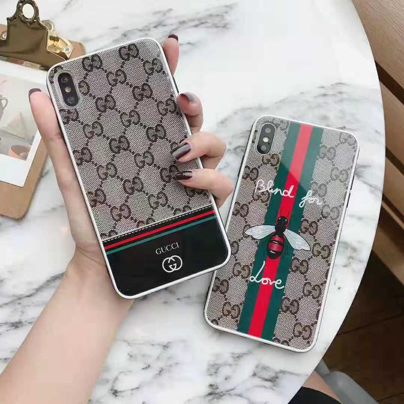 高級iphone xr/xs maxケース グッチ ブランド