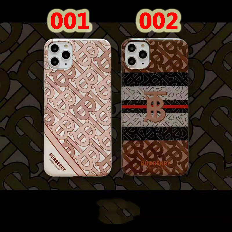 iphone11/11 pro maxケースバーバリー ブランド