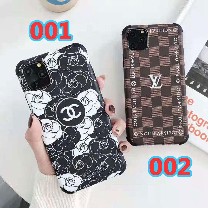 iphone 11/11pro maxケースシャネル ルイヴィトン