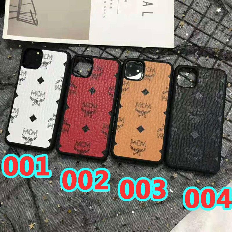 iphone11/11pro maxケースエムシーエム ブランド