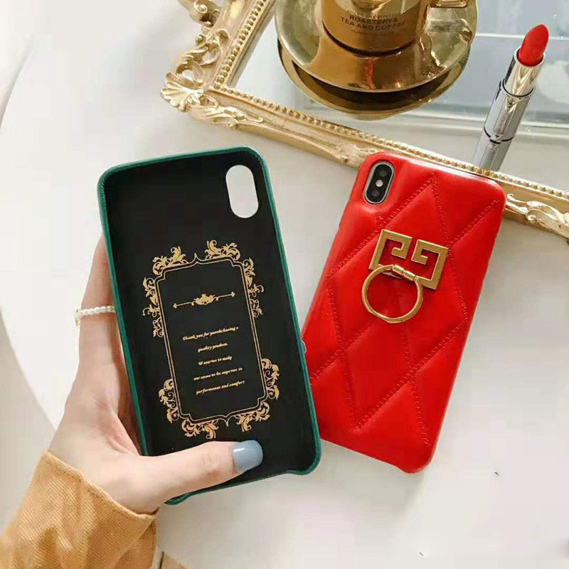 iphone x/8/7 plusケース ジバンシー