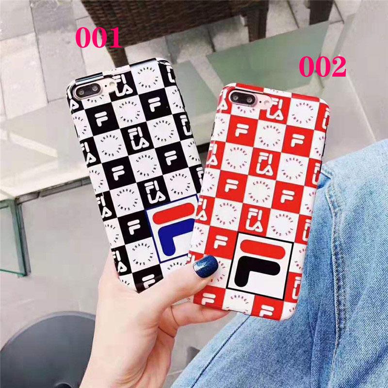 iphone11/11pro maxケース FILA