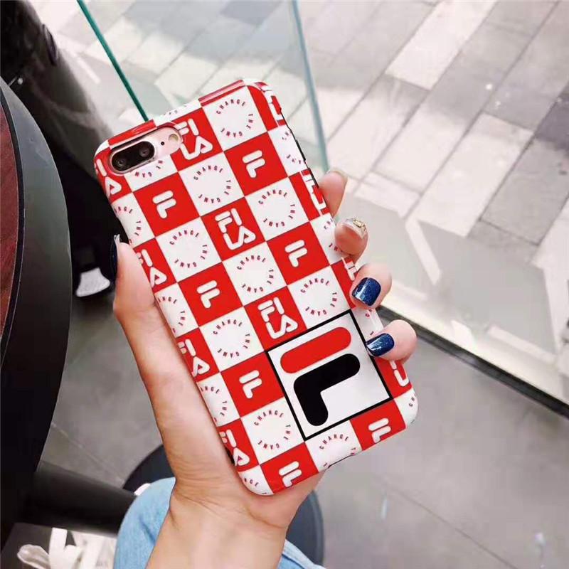 個性人気iphone XR/XS Maxケース フィラ