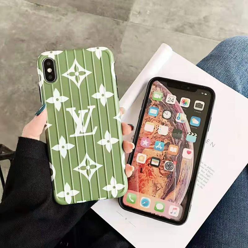 ファッション個性 iphone x/8/7 plusケースルイヴィトン