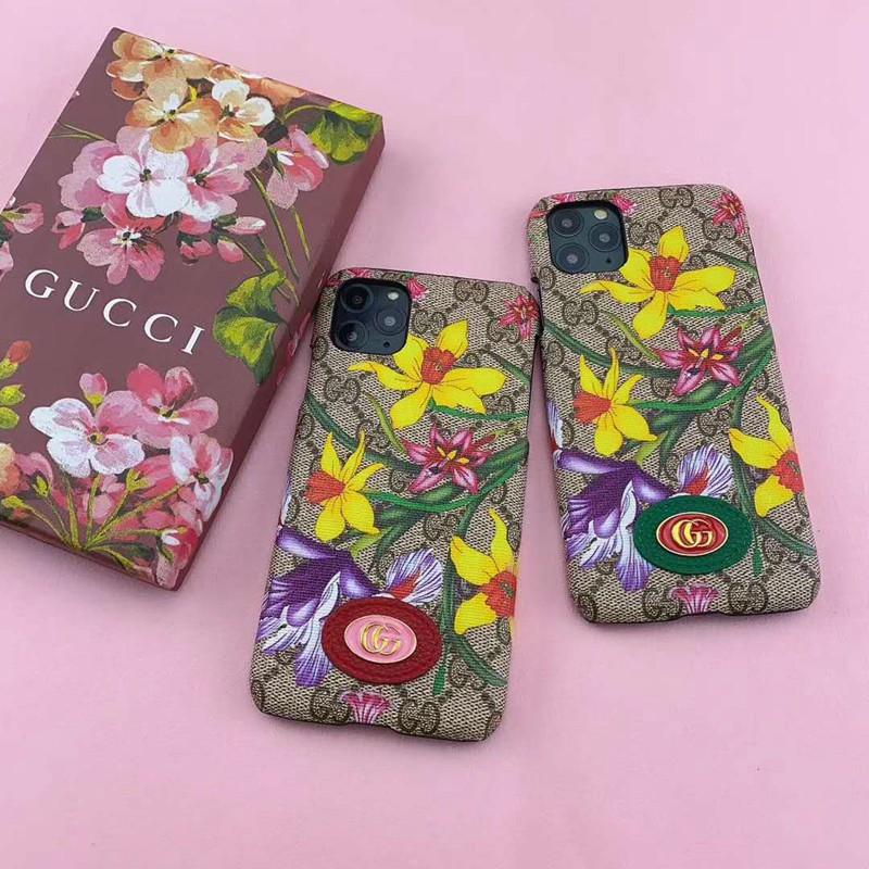 ブランド iphone x/8/7 plusケース gucci