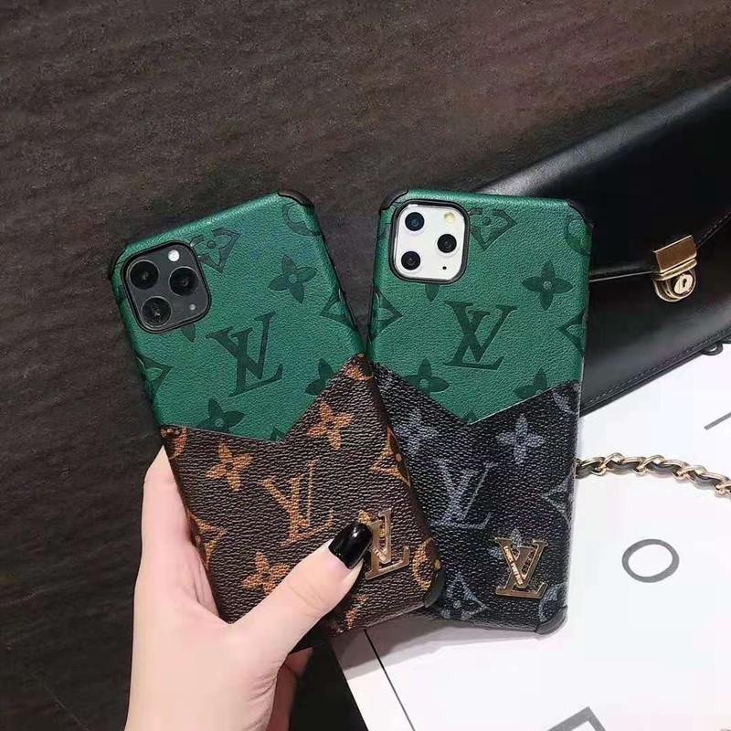 オシャレ混色モノグラム iphone xr/xs maxケースルイヴィトン ブランド