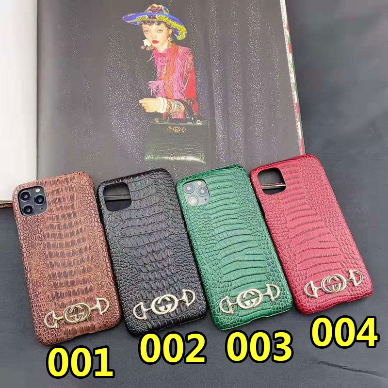 グッチiphone11/11pro maxケース ブランド