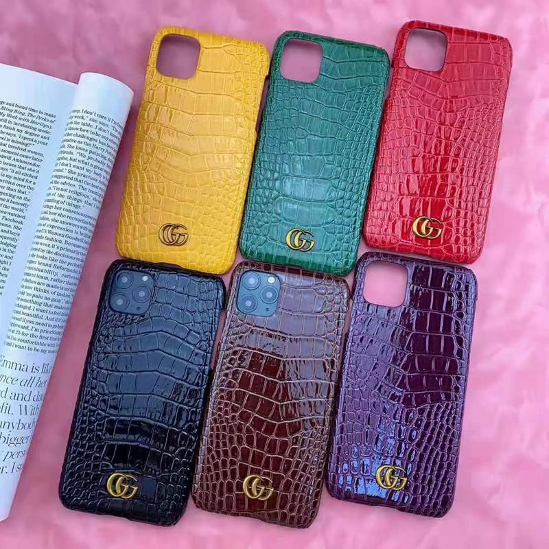 お洒落人気iphone xr/xs maxケースグッチ ブランド