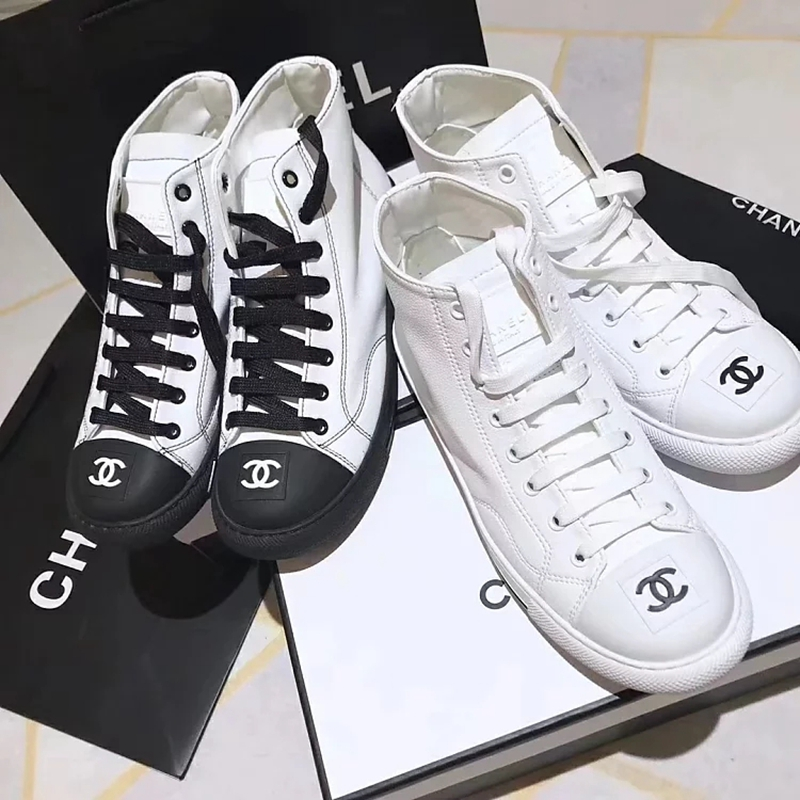 chanel 靴