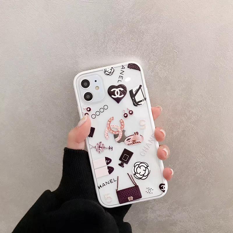 お洒落な小香風iphone x/8/7 plusケースシャネル