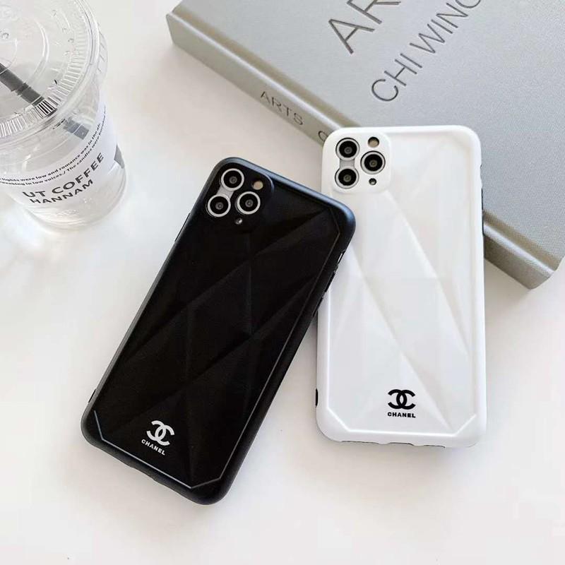 Chanel/シャネルペアお揃い アイフォン12ケース