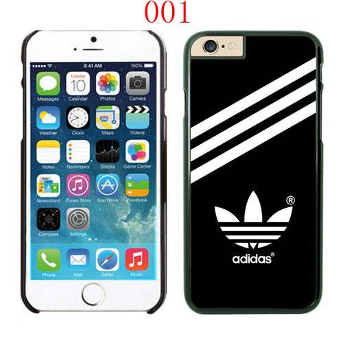 アディダス iPhone7 plusカバー