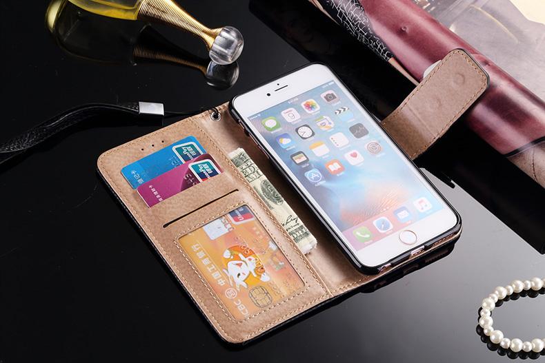 iPhone7 plusケース Kate Spade 革製