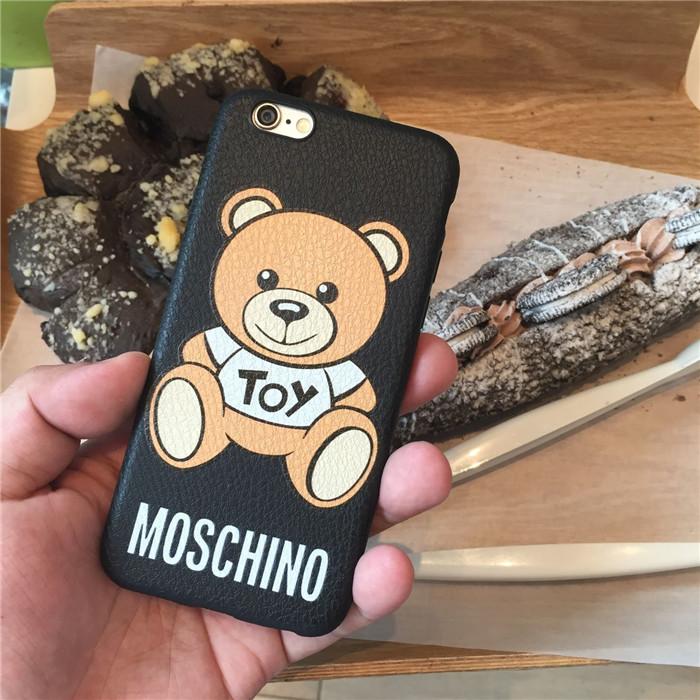 モスキーノ iPhone6/6sカバー ジャケット