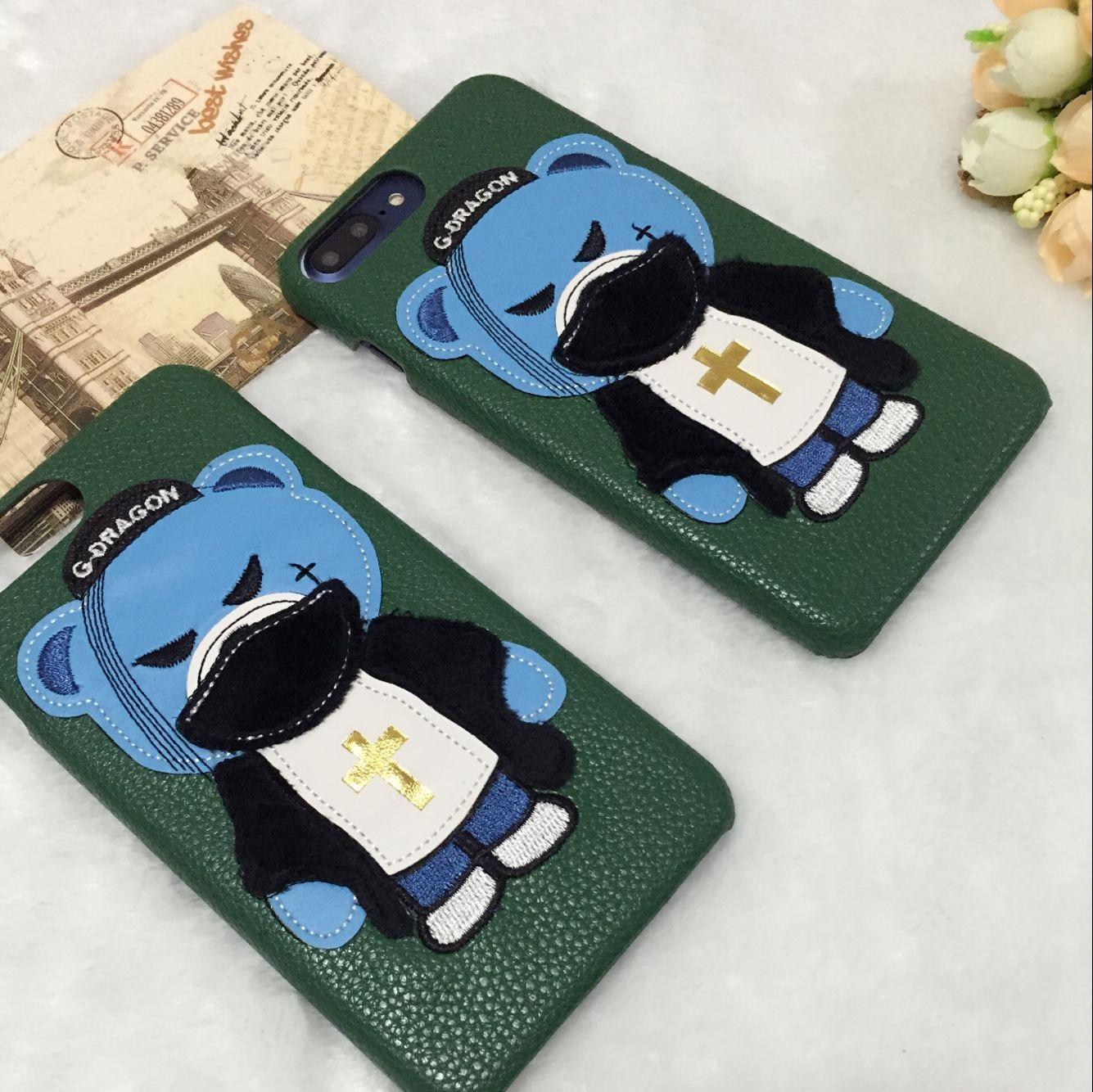 ドルチェ&ガッバーナ iPhone7ケース GD熊