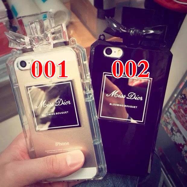 香水瓶 iPhone7プラスカバー ディオール