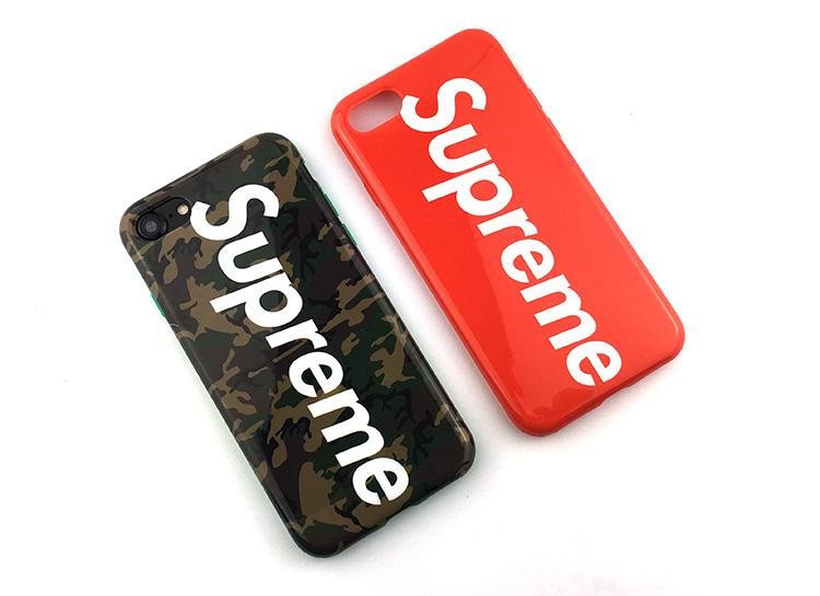 Supreme アイフォン7ケース カップル用