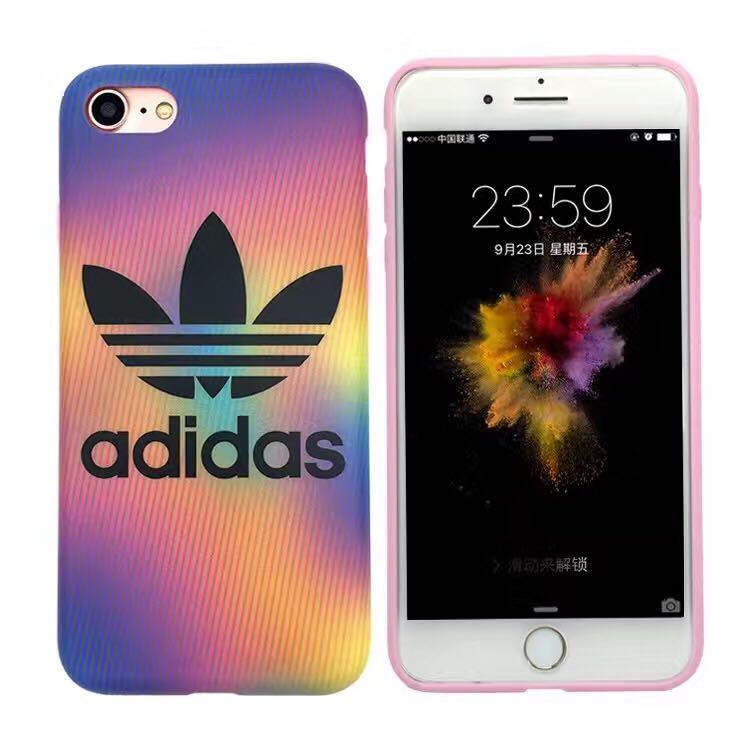 adidas アイフォン7ケース ペア