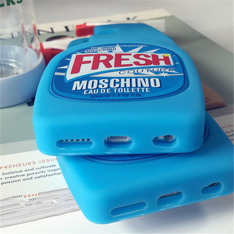 MOSCHINO iPhone6/6s plusケース 個性