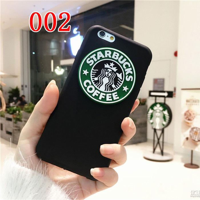 カップル iPhone7ケース スターバックス