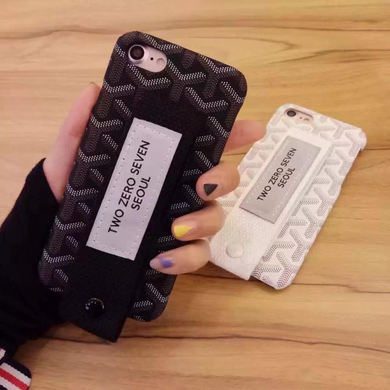 ゴヤール iPhone7 plusケース ペア
