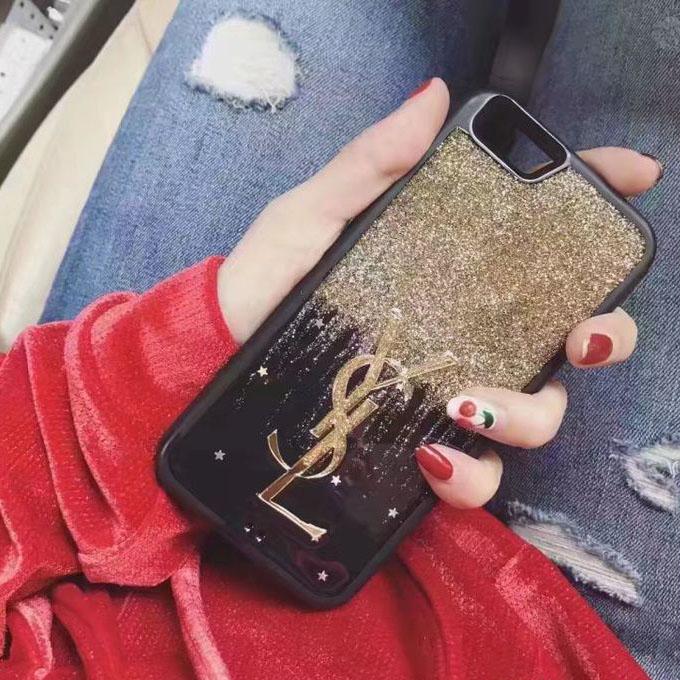 薄型 ysl iPhone8カバー
