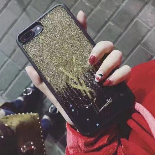 綺麗 アイフォン8カバー YSL