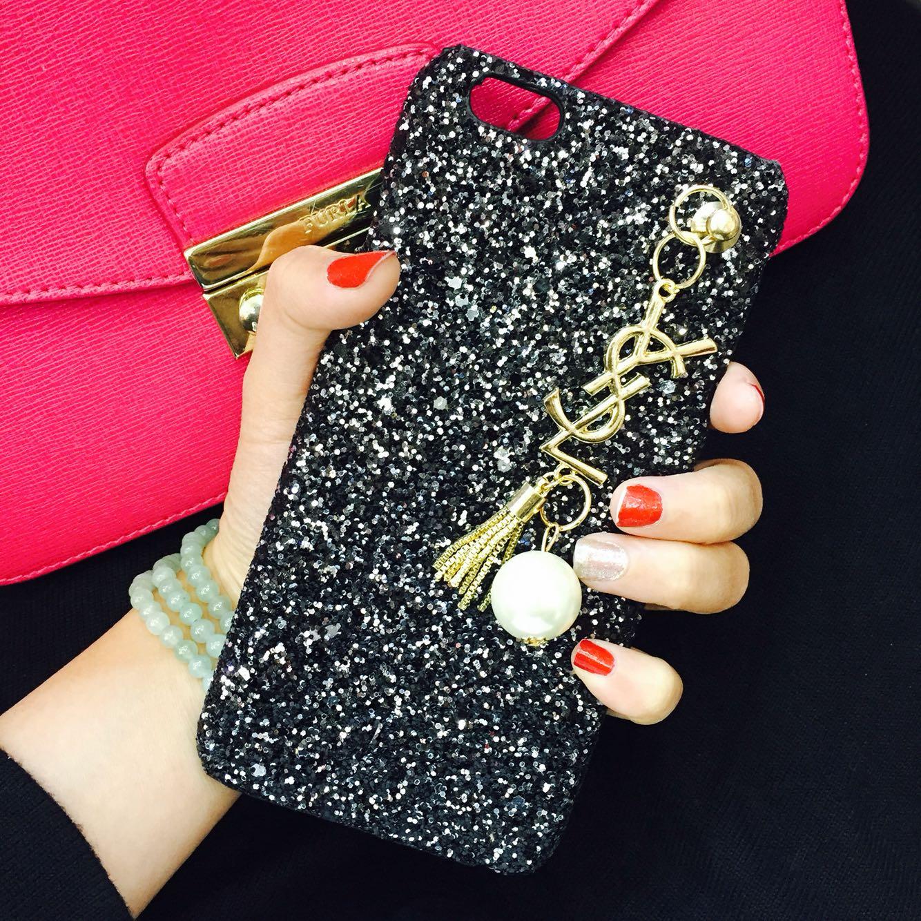 ブランド iphone7 plusケース イブサンローラン