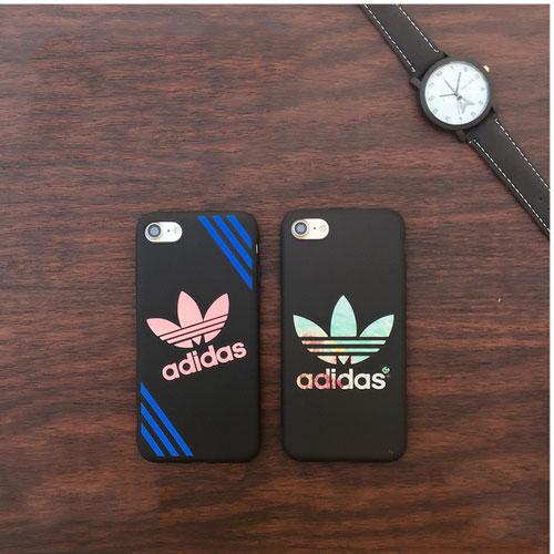 アディダス iphone8ケース ペア
