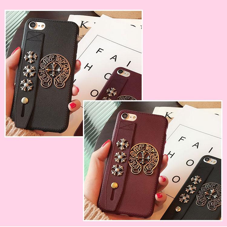 クロムハーツ iphone6/6s plusケース ジャケット