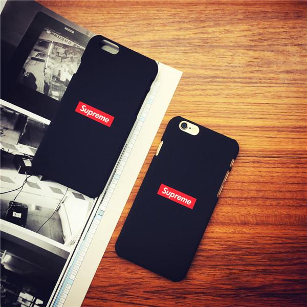 シュプリーム iphone7/7 plusカバー ペア