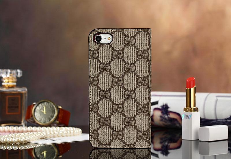 シュプリーム iPhone8/7/7 plusブランドケース レザー