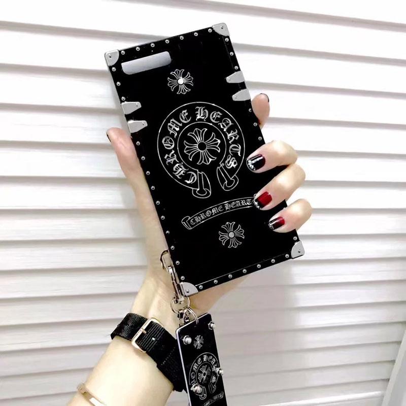 iPhone7/7 plus携帯ケース グッチ ストラップ付き
