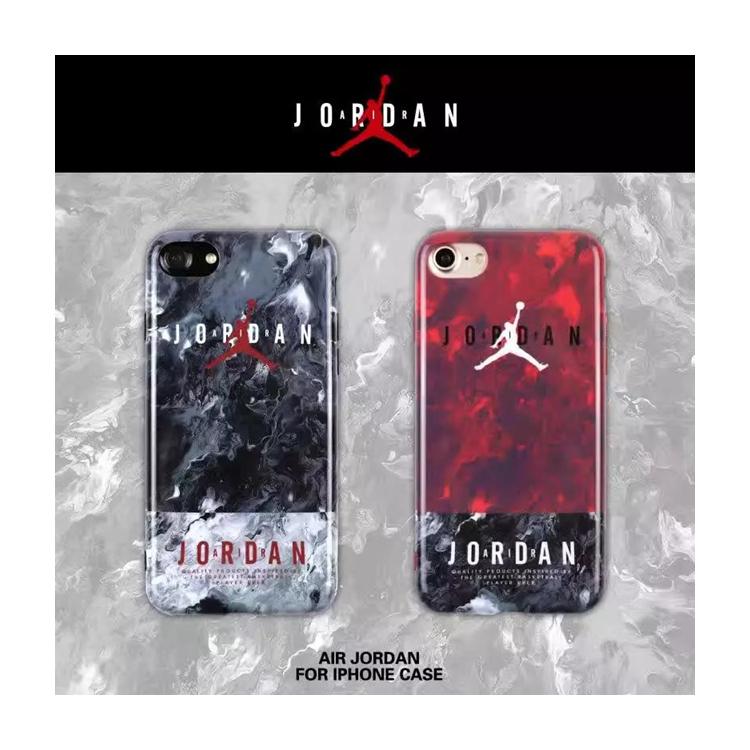 ジョーダン iPhone7/7 plusスマホケース カップル