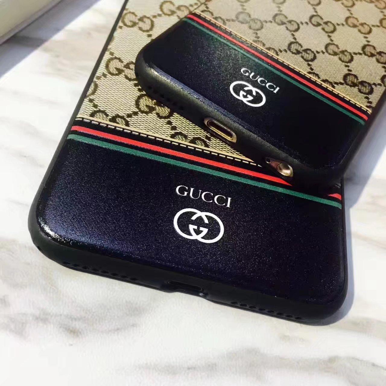 歌手愛用 iphone8/8 plusカバー グッチ