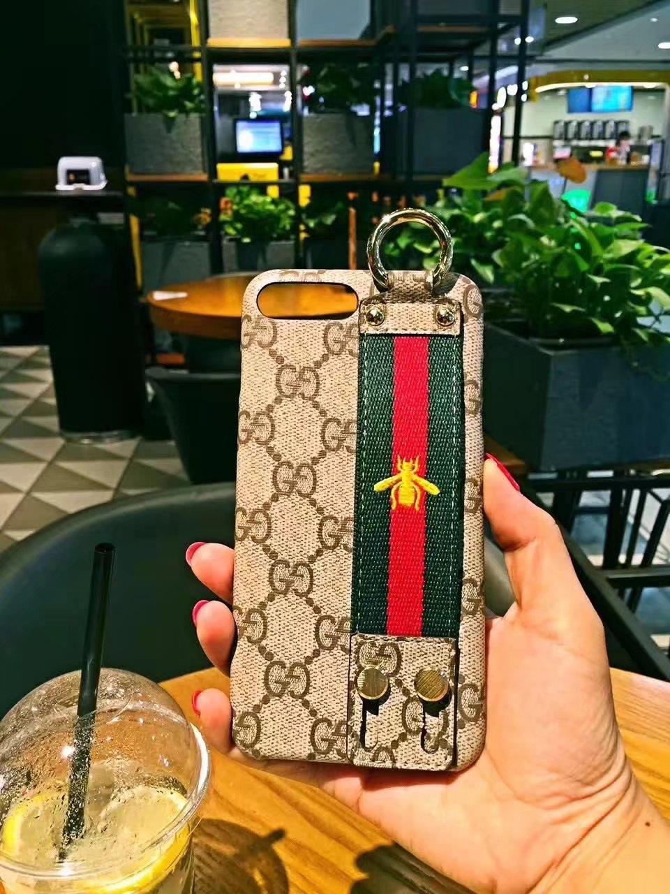 グッチ  iPhone xs maxカバー ジャケット