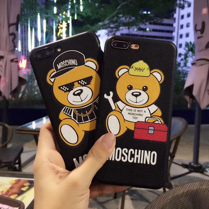 モスキーノ アイフォンXカバー コピー携帯カバー