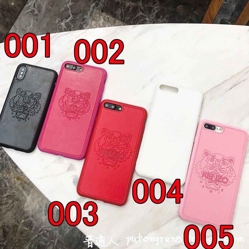 ブランドkenzo iphoneXスマホケース