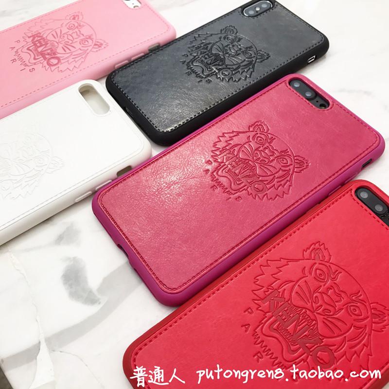 kenzo アイフォンX携帯カバー