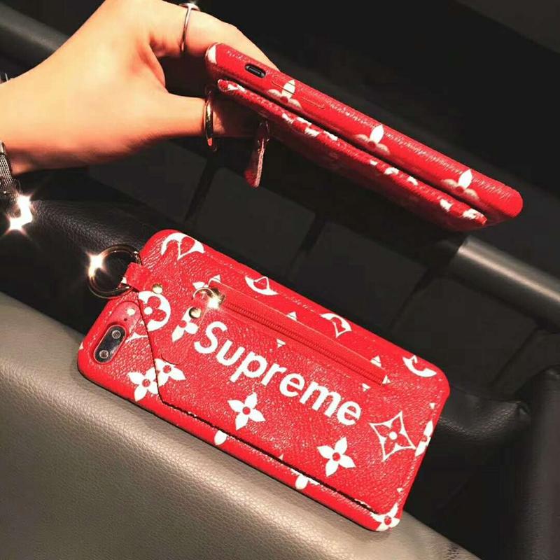 supreme IphoneXカバー